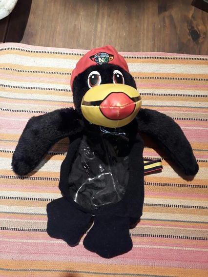 Mochila Peluche Pingo El Pinguino