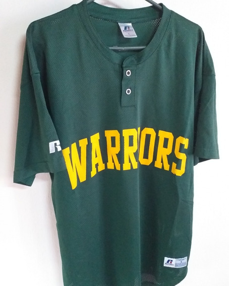 Remera Americana Warriors Original. No Fila adidas Nike