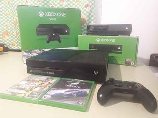 Xbox One 500gb+2 Joystick+kinect+cuenta