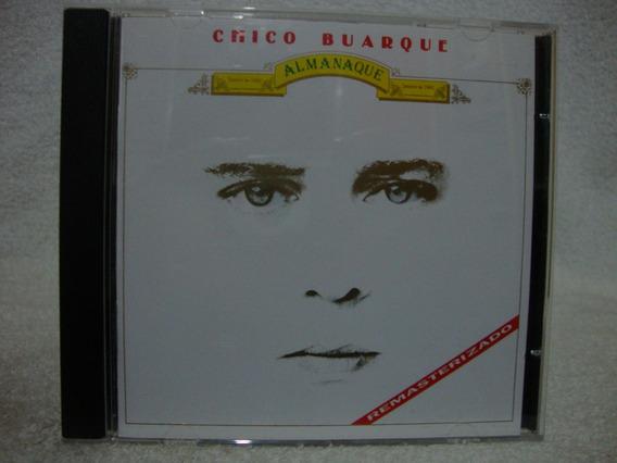 Cd Original Chico Buarque- Almanaque