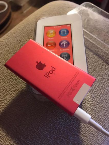 iPod Nano 7a Geração 16gb Pink