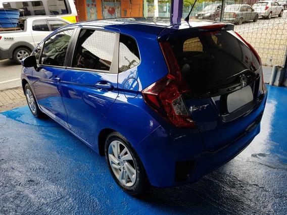 Honda Fit Lx 1.5 Flexone Automático 2017, Único Dono