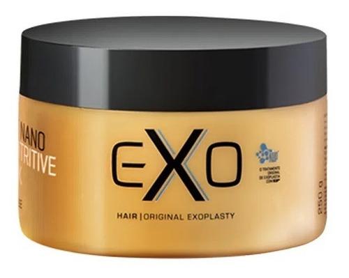 Máscara Exo Hair Exotrat Nano Intensive Nutritive 250g