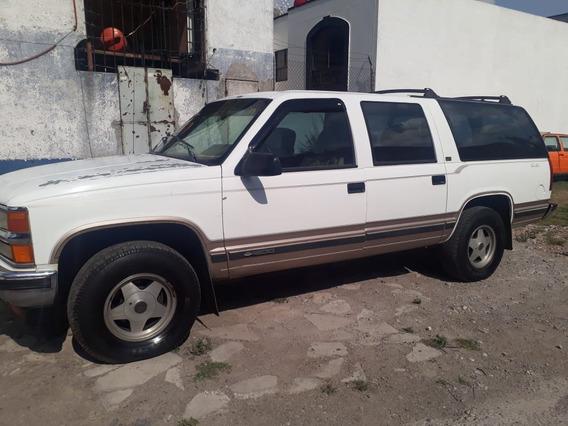 Chevrolet Suburban Gmc 1994 Aut 4x4 Legalizada Electrica