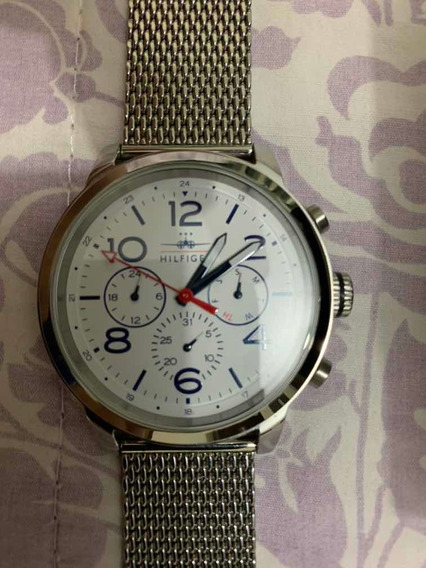Relógio Tommy Hilfiger Masculino Aço - 1791233