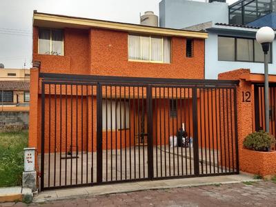 Casa En Conjunto Residencial En Calle Cerrada, Coapa