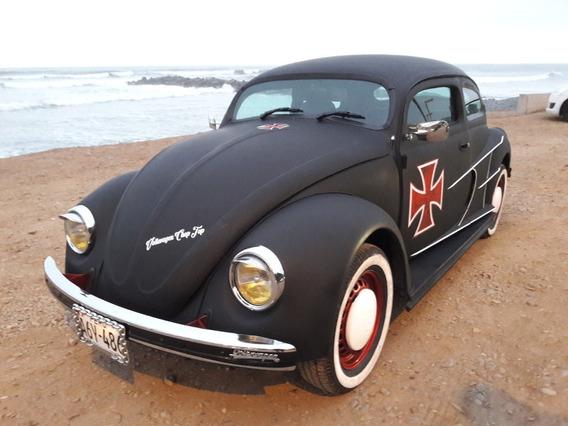 Volkswagen Choptop Único Personalizado Escarabajo Techo Bajo
