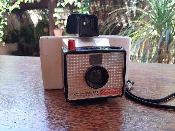 Câmera Antiga Polaroid