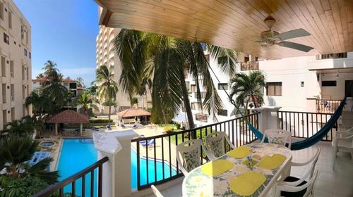 Apartamento Muy Cerca A La Playa De Bello Horizonte - 005