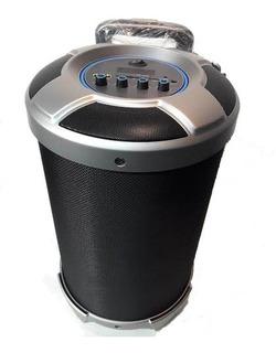 Parlante Portatil Valija T6 Subwoofer 24w Bluetooth/fm/usb