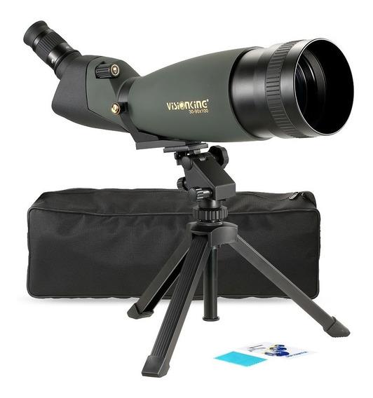 Luneta Telescópio Profissional Visionking Grande Alcance 90x