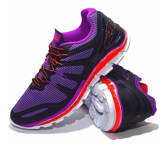 Zapatillas Olympikus Modelo Impact Gel Powerfull - (5100)