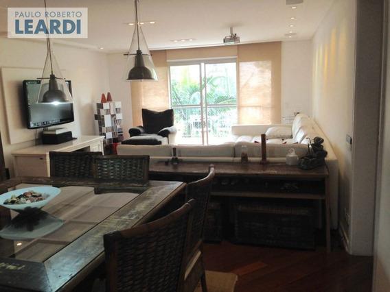 Apartamento Brooklin - São Paulo - Ref: 515378