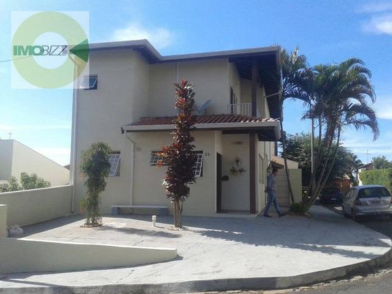 Casa Residencial À Venda, Condomínio Residencial Mirante Do Lenheiro, Valinhos. - Ca1949