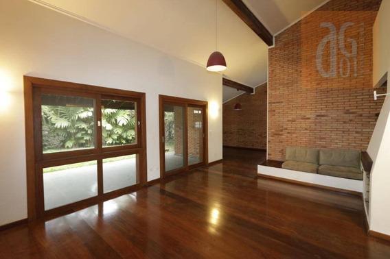 Casa Com 3 Dormitórios À Venda, 320 M² Por R$ 2.800.000,00 - Alto De Pinheiros - São Paulo/sp - Ca0609