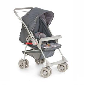 Carrinho De Bebê Milano Passeio Reversivel Ii Galzerano