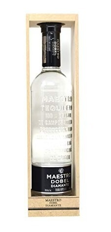 Tequila Maestro Tequilero Dobel Diamante 750 Ml.