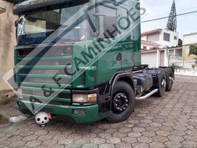 Scania R 124 400 2004 6x2