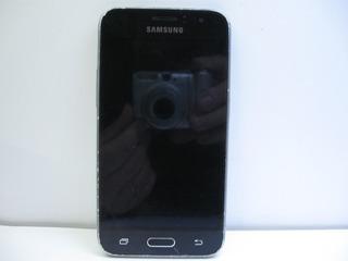Celular Samsung Galaxy J1 Duos Sm-j120h/ds Ligando Placa Ok