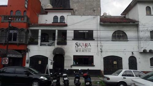 Casa Con Uso De Suelo Comercial En Venta En Polanco , Seneca