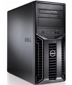 Servidor Dell Poweredge T310 Quad Xeon 8gb Ram - 1 Tb Hd