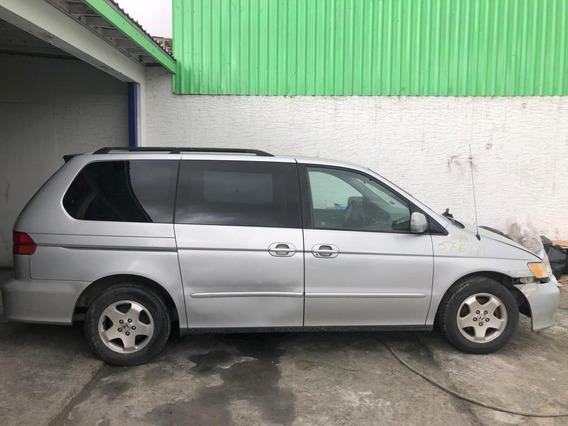 Honda Odyssey 2001 Yonkeado Para Partes