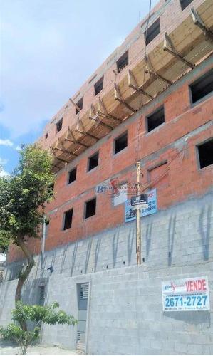 Apartamento Com 2 Dormitórios À Venda, 46 M² Por R$ 177.900,00 - Vila Alpina - São Paulo/sp - Ap2525