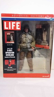 Gi Joe Historical Editions D Day Operation Overlord