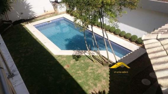 Casa Para Alugar No Bairro Alphaville Residencial Zero Em - Vprz-47-2