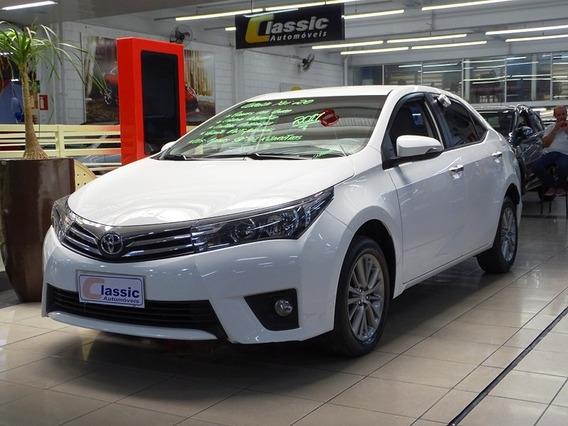 Toyota Corolla Xei 2.0 Automático Flex