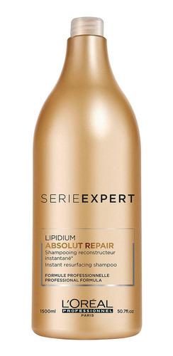 Shampoo Repair Lipidium X15 Serie Expert Loreal Pro