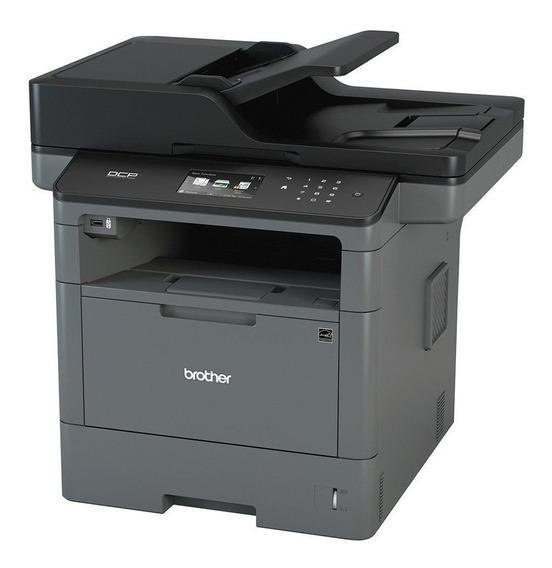 Impressora Brother Multifuncional Dcp-l5652brother