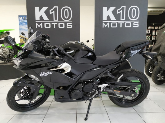 Ninja 400 Preta - 2020 - Super Oferta