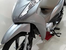 Honda Biz 125 Cbs Semi-automatic Painel Dig 18/19 *oferta*