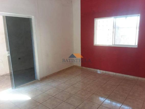 Casa Residencial À Venda, Jardim Campo Belo, Limeira. - Ca0454