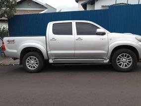 Toyota Hilux 3.0 Sr Cab. Dupla 4x4 Aut. 4p