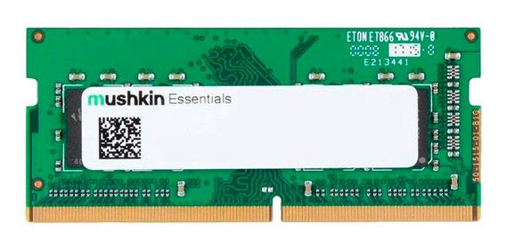 Memoria Ram Sodimm Notebook Mushkin Ddr4 8gb 2666mhz