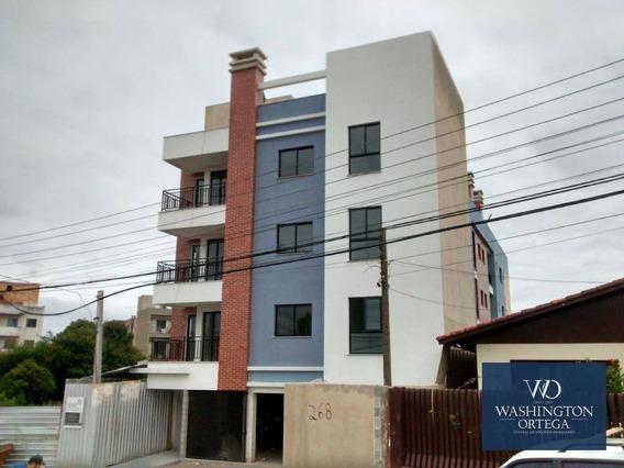 Cobertura Com 3 Dormitórios À Venda, 68 M² Por R$ 655.000 - Pedro Moro - São José Dos Pinhais/pr - Co0012