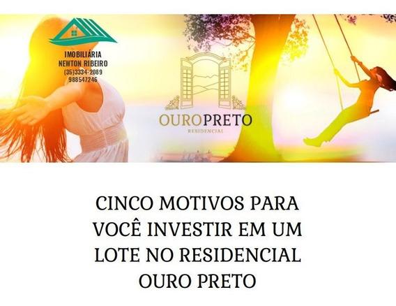 Terreno A Venda No Bairro Condomínio Ouro Preto Em São - 285-1