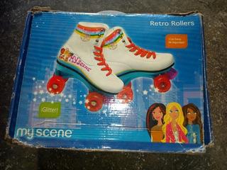 Zapato Patín, Apache