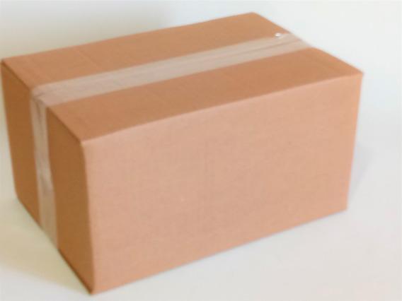 Caixas Papelão Pac/sedex Tipo B - 25 X 17 X 12 Pardo Kit 100
