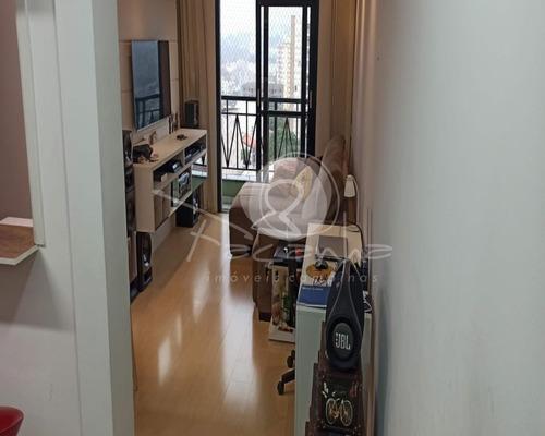 Imagem 1 de 22 de Apartamento Para Venda No São Bernardo Em Campinas - Imobiliária Em Campinas - Ap04221 - 69267501
