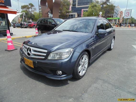 Mercedes Benz Clase C C 250 Cgi 1.8 Tp