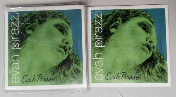 Encordoamento Violino Evah Pirazzi + Corda Mi Extra