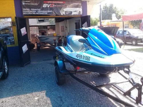 Moto De Agua Kawasaki Stx-15f  64hs  2012