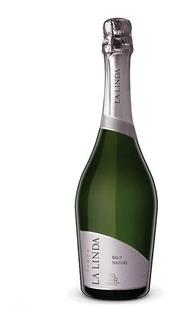 Champagne Finca La Linda Brut Nature X750ml
