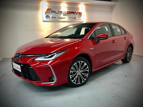 Toyota Corolla Seg Hybrido Entrega Inmediata