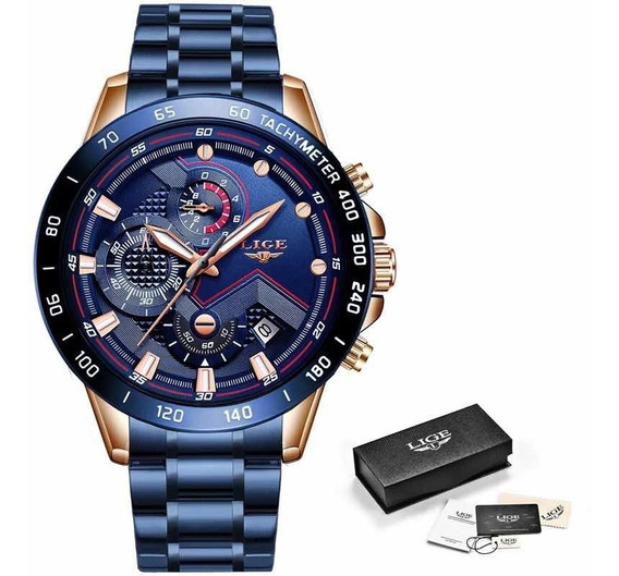 Relógio Original Acompanha Caixa Frete Grátis