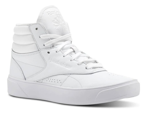 Zapatillas Reebok Freestyle Hi Nova Mujer Retro