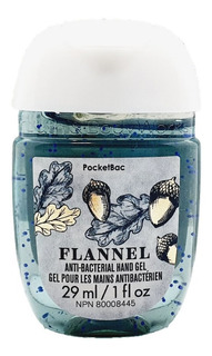 Gel Antibacterial Bath & Body Works Flannel 29 Ml